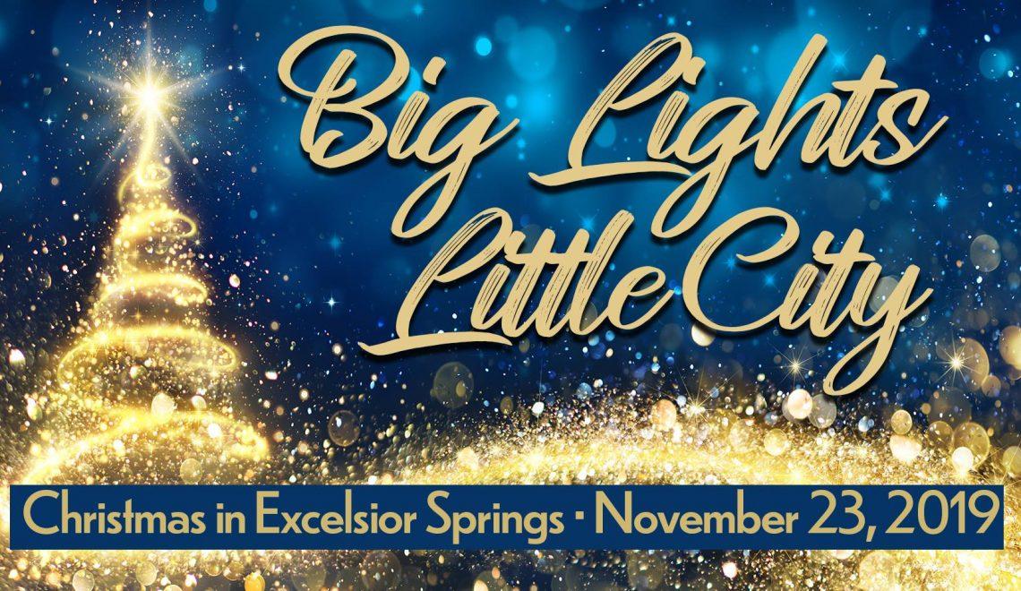 Big Lights, Little City!