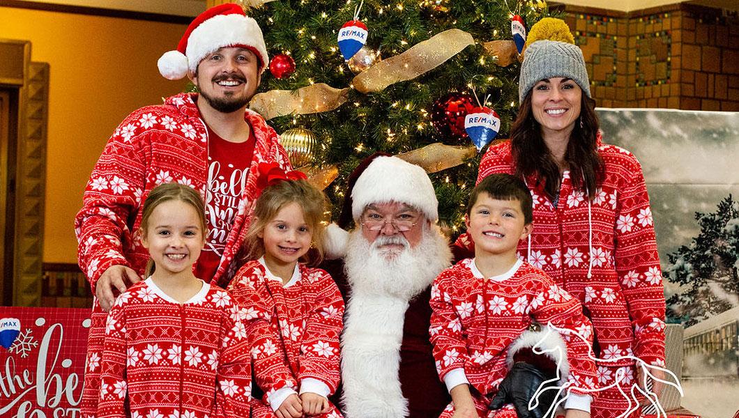 Santa's Polar Express