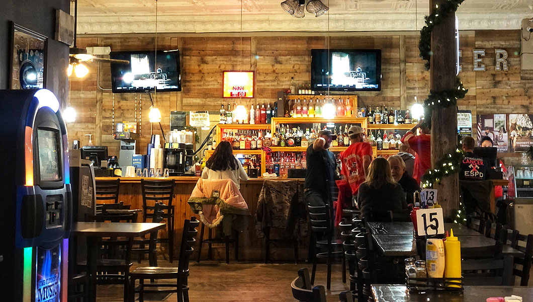 Broadway Bar & Grill is the Perfect Gathering Spot