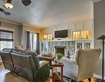 Sunny Side Cottage short stay rental