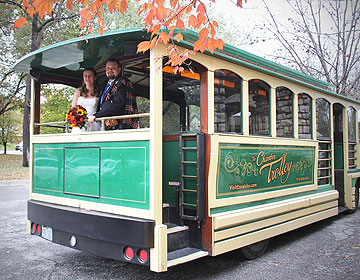 Chamber Trolley Rental