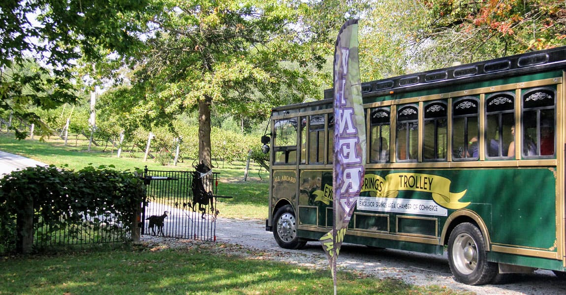 Trolley Wine Tour photo